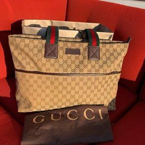 authentic gucci mom purse